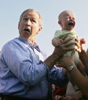 Gwb_and_baby_2